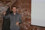 David Kirš ze SmartEmailing přednášel o e-mailové komunikaci.
