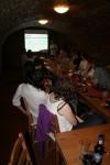 Jirka Koutný přednáší o nástrojích pro optimalizaci pro vyhledávače.
