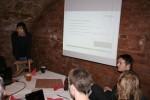 Představení programu setkání tvůrců webu v Brně.