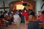 Na lednové PyVo o NoSQL dorazilo do Brna pětadavacet profesionálů