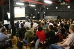 Pohled z publika, diskuse byla výtečná