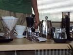 Potřeby pro výrobu kávy